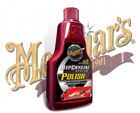 Meguiars Deep Crystal Politur -Step2- A-2116