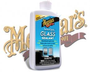 Meguiars Glasversiegelung Regenabweiser Glass Selant G-8504