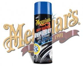 Meguiars Reifenglanz Reifenreiniger Hotshine Reflect Reifenspray G-18715