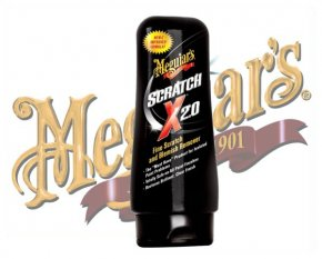 Meguiars Scratch-X 2.0 Lackreiniger Politur G-10307