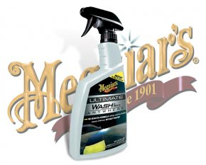 Meguiars Wash + Wax Anywhere G-3626