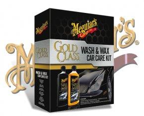 Meguiars Gold Class Wash&Wax Set G-9966