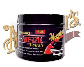 Meguiars Motorrad All Metall Metallpolitur MC-20406