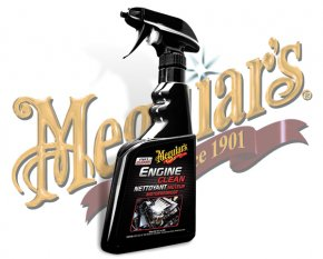 Meguiars Engine Clean Motorreiniger -Step1- G-14816