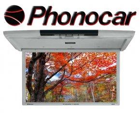 Phonocar 17 Monitor Deckenmonitor VM198