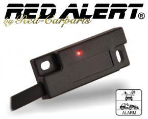 Neigungssensor Erschütterungssensor Voralarm Hauptalarm Abschleppschutz elektronisch NES-3D extrem klein