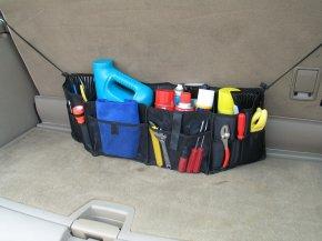 Auto Organizer Rücksitzlehne Kofferraumtasche fürs Auto ORT-508