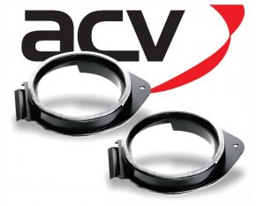 Lautsprecher Adapterringe für Chevrolet Cruze Opel Astra Insignia Meriva II