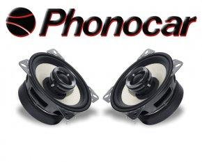 Phonocar Pro-Tech Auto Lautsprecher Koax 2/621