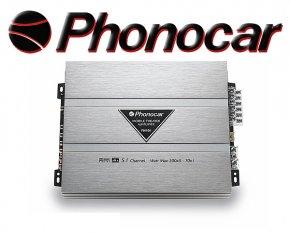 Phonocar Dolby Digital DTS Auto Verstärker Endstufe PH501