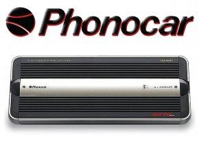 Phonocar Otto Serie Auto Verstärker Endstufe PH8220