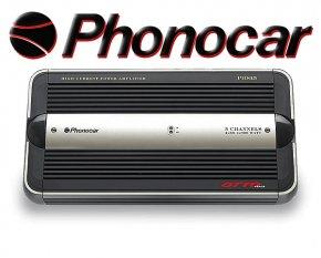 Phonocar Otto Serie Auto Verstärker Endstufe PH845
