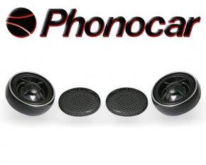 Phonocar Hochtöner Tweeter Pro-Tech 200W 2/419