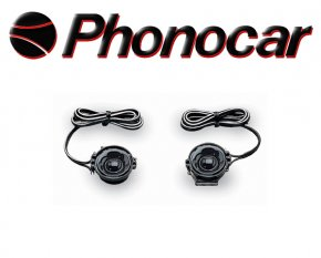 Phonocar Hochtöner Tweeter Pro-Tech 80W 2/450