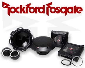Rockford Fosgate Power 2-Wege-System T152-S