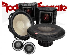 Rockford Fosgate Power 2-Wege-System T3 652-S