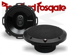 Rockford Fosgate Punch 3-Wege-Triax P1675