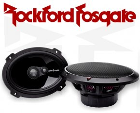 Rockford Fosgate Power 3-Wege-Triax T1693