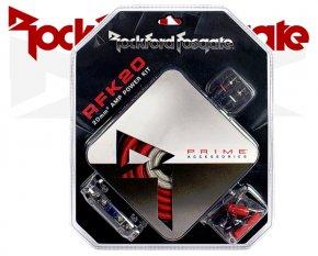 Endstufen Kabelsatz Rockford Fosgate Prime RFK20