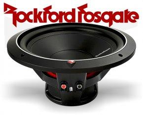 Rockford Fosgate Punch P1 Subwoofer P1S4-12