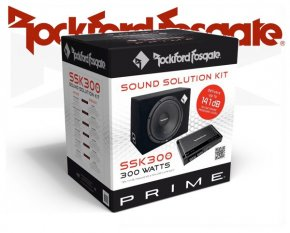 Rockford Fosgate Car Hifi Set SSK-300 MKII