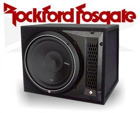 Rockford Fosgate Punch P2 Subwooferbox P2-1x10