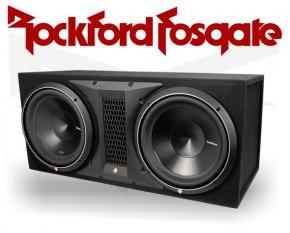 Rockford Fosgate Punch P2 Subwooferbox P2-2x10