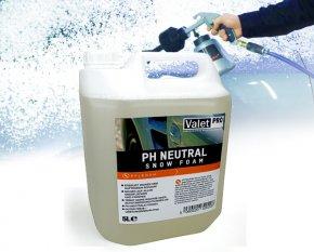 ValetPro Snow Foam Shampoo für Foam Gun Schaumlanze Schaumkanone Sprühflasche 5 Liter