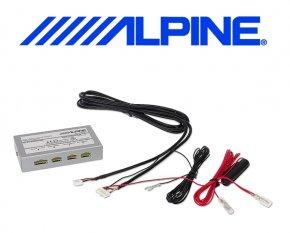 Alpine Multi-Kamera-Anschlußbox für 3 Multiview-Kameras KCX-C250MC