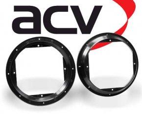 Lautsprecher Adapterringe für Audi Seat Skoda VW 200mm