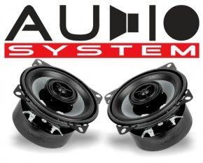 Audio System 2-Wege Auto Lautsprecher Koax CO 100 EVO