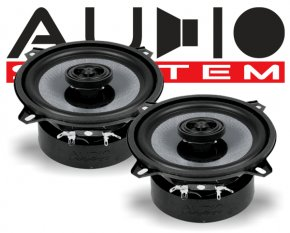 Audio System 2-Wege Auto Lautsprecher Koax CO 130 EVO