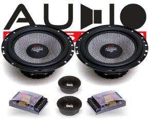 Audio System Auto Lautsprecher-System 2-Wege R 165 EVO