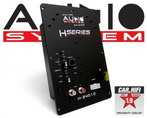 Audio System Auto Verstärker Endstufe H 340.1 Active Upgrade 1x 340W