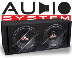 Audio System Subwooferbox R 12 BR-2