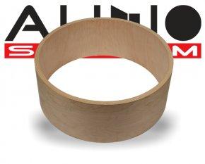 Zylinder-Gehäuse für Subwoofer