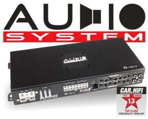 Audio System Car Audio Endstufe R 110.4 800W