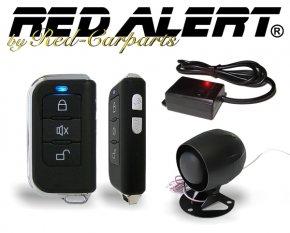 Red-Alert Autoalarmanlage Mistral Max2 Funk-Fernbedienung