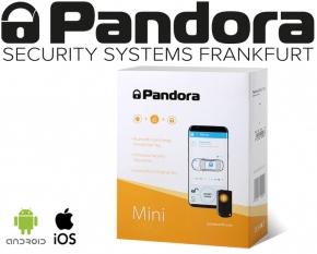 Pandora Autoalarmanlage Mini mit App und Bluetooth