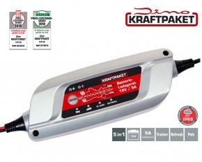 Batterieladegerät Dino Kraftpaket 12V 5A