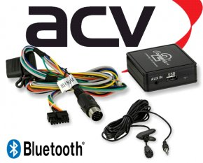 Bluetooth Empfänger zum Nachrüsten Adapter Schnittstelle für Hyundai 58-002 13 Pin