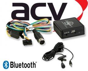 Bluetooth Empfänger zum Nachrüsten Adapter Schnittstelle für Kia 58-001 8 Pin
