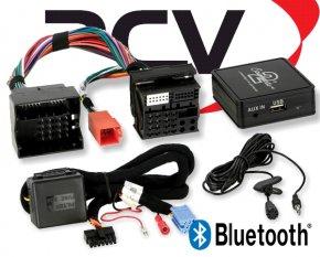 Bluetooth Empfänger zum Nachrüsten Adapter Schnittstelle für Renault 58-005 Quadlock