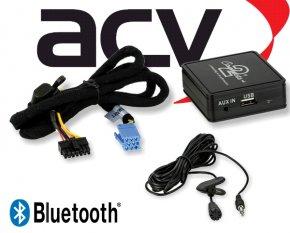 Bluetooth Empfänger zum Nachrüsten Adapter Schnittstelle für Smart 58-001
