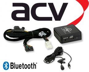 Bluetooth Empfänger zum Nachrüsten Adapter Schnittstelle für Toyota 58-002 6+6 Pin