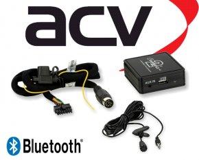 Bluetooth Empfänger zum Nachrüsten Adapter Schnittstelle für Volvo 58-001