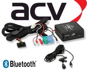 Bluetooth Empfänger zum Nachrüsten Adapter Schnittstelle für VW 58-003 ISO