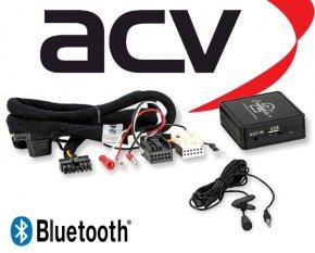 Bluetooth Empfänger zum Nachrüsten Adapter Schnittstelle für VW 58-009 Quadlock