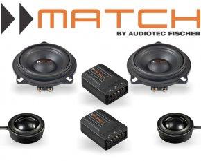 Match Auto Lautsprecher für BMW System 100mm 60W MS4c-BMW