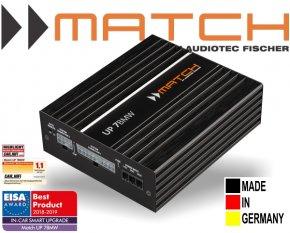 Match 7-Kanal Plug&Play Verstärker für BMW mit integriertem DSP UP7BMW